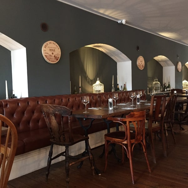 Cafe Tartine Edinburgh Menu