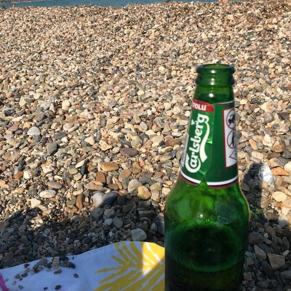 7/16/2018 tarihinde Serdar C.ziyaretçi tarafından Ünlüselek Beach'de çekilen fotoğraf