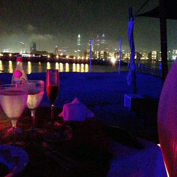4/2/2013 tarihinde Mohammedziyaretçi tarafından Rixos The Palm Dubai'de çekilen fotoğraf