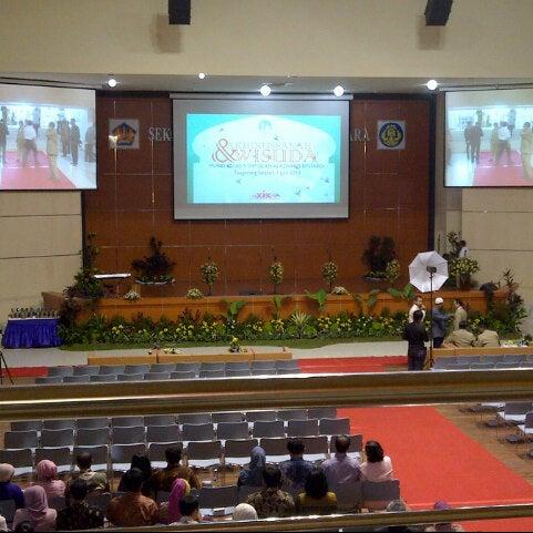 Photo taken at Sekolah Tinggi Akuntansi Negara (STAN) by lia totilasari on 6/1/2013