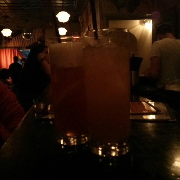 Photo taken at Bar Neon by Matt S. on 7/19/2014