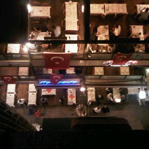 10/29/2012 tarihinde Pinar A.ziyaretçi tarafından Şahika'de çekilen fotoğraf