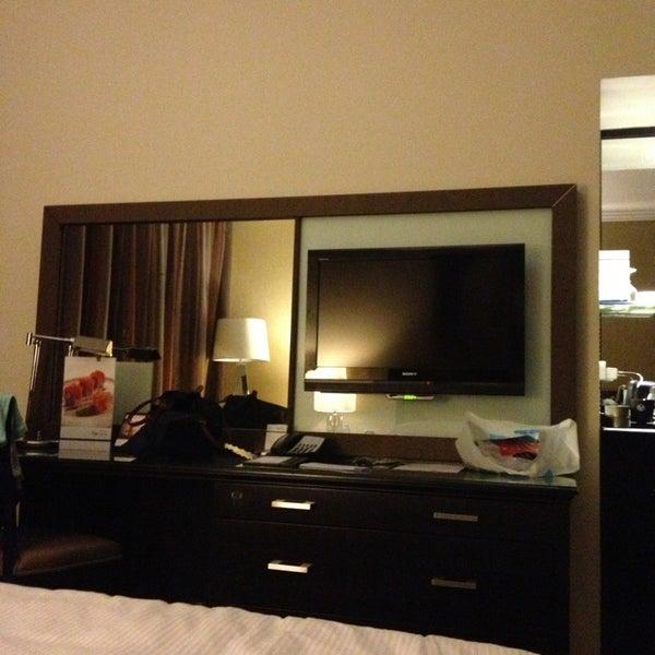 Photo taken at Towers Rotana Hotel by Eei Weerawan on 2/24/2013