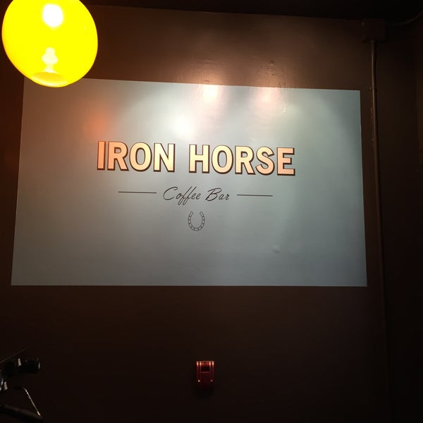 Photo taken at Iron Horse Coffee Bar by Roderic C. on 3/25/2015