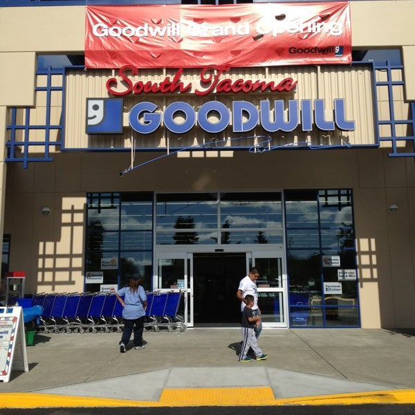 south tacoma goodwill south end tacoma wa. Black Bedroom Furniture Sets. Home Design Ideas
