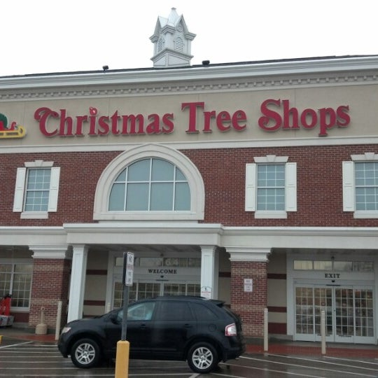 christmas tree shop portland maine