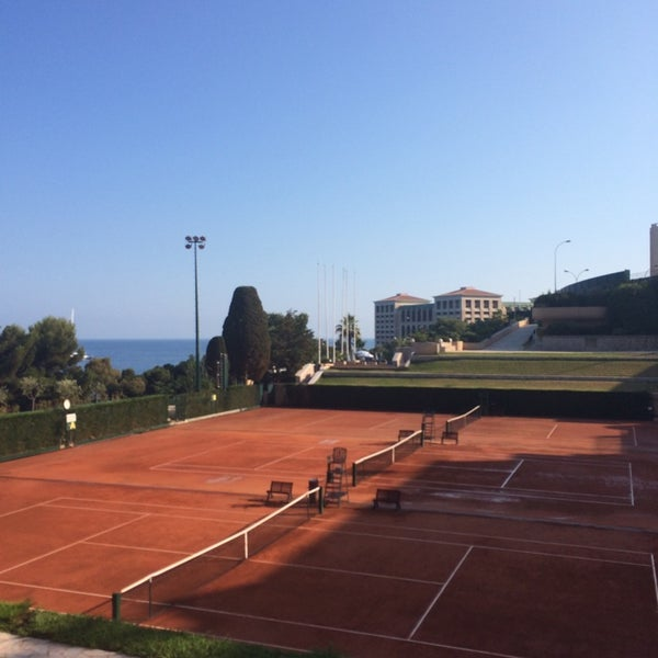 Photo taken at Monte-Carlo Country Club by Maria on 6/20/2014