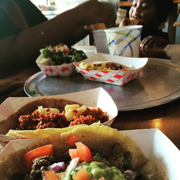 Photo taken at City Tacos by John E. on 10/11/2015
