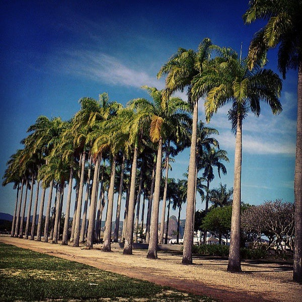 Photo taken at Flamengo Park by Yan N. on 5/13/2013