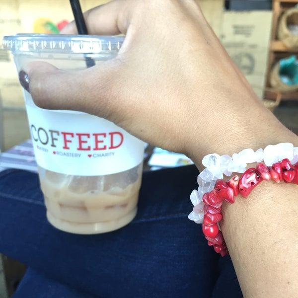 Снимок сделан в COFFEED пользователем Carolina 6/7/2016