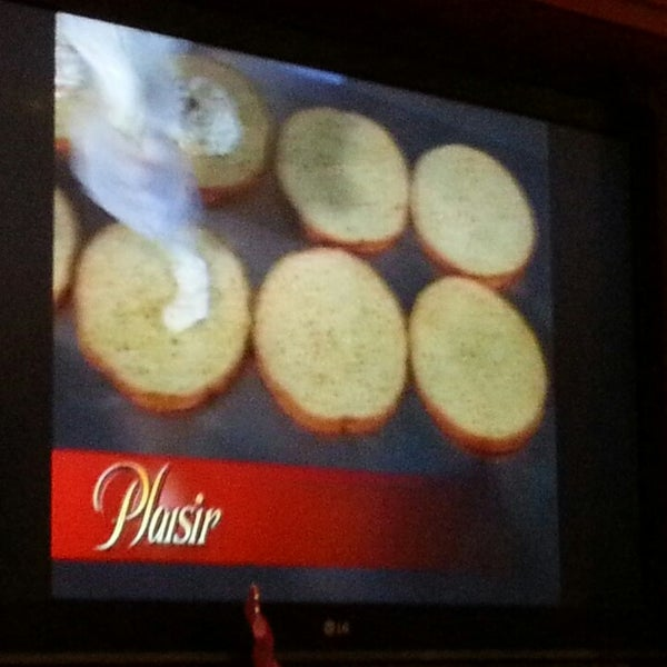 Photo taken at Plaisir by Maria L. on 3/3/2014