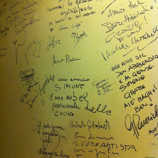 11/12/2012에 Denis R.님이 Enoteca Don Abbondio에서 찍은 사진
