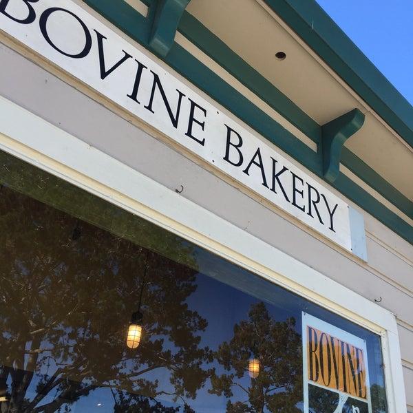 Photo taken at Bovine Bakery by Tim O. on 10/11/2015