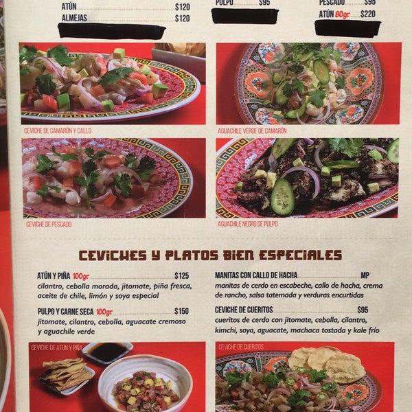 Chinaloa - Asian Restaurant in Mexico City