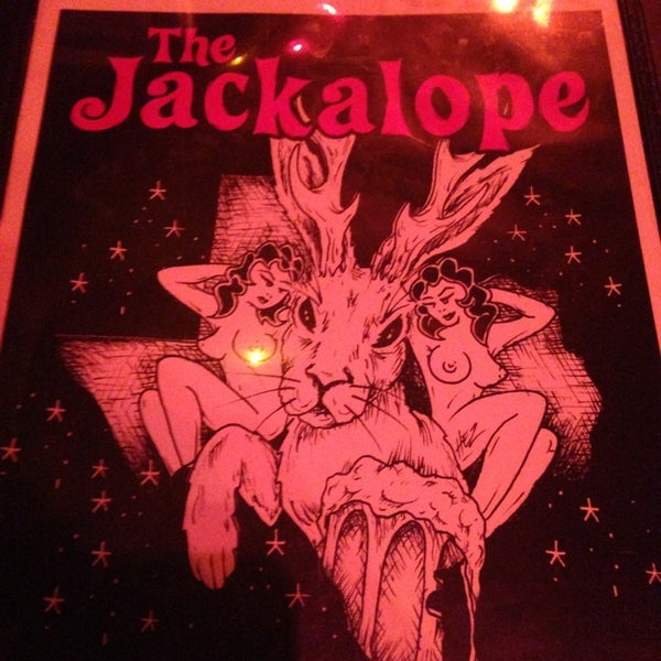 Photo taken at The Jackalope by Mark M. on 2/9/2013