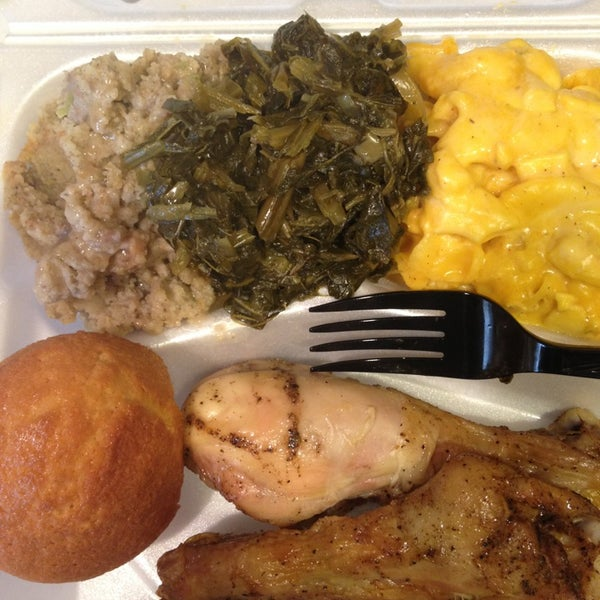 Soul Food Places In Los Angeles