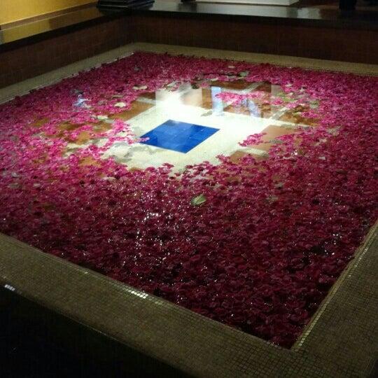 Photo taken at Club Mahindra Madikeri by Chantelle S. on 2/2/2016