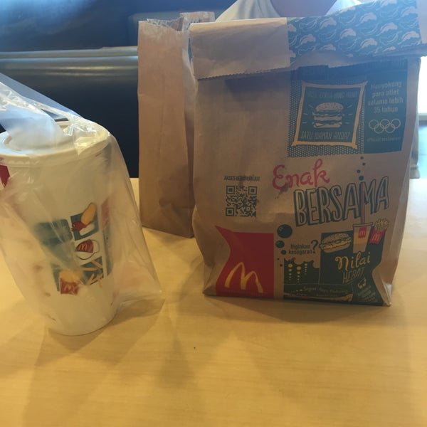 Photo taken at McDonald's by Samantha Y. on 7/15/2015