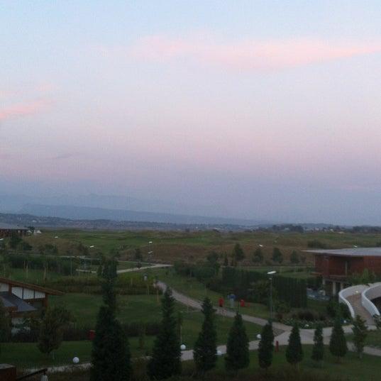 10/13/2012 tarihinde Nirv@n@ K.ziyaretçi tarafından LykiaWorld & LinksGolf Antalya'de çekilen fotoğraf