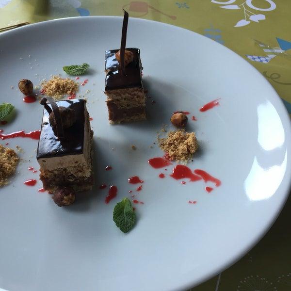 Очень рекомендую этот десерт! Вид и вкус изысканный !
