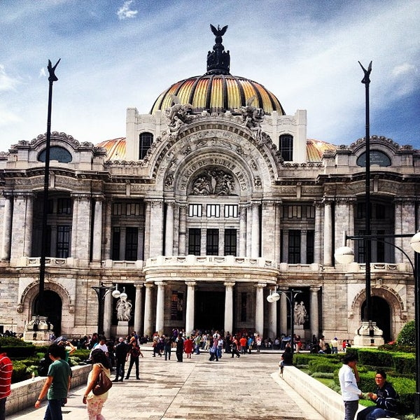 Foto tomada en Palacio de Bellas Artes por José Carlos R. el 7/6/2013