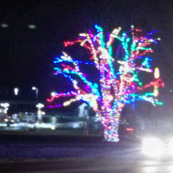 photo taken at herrs christmas lights by sharon s on 12