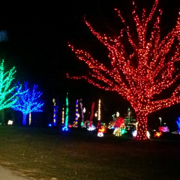 photo taken at herrs christmas light show by sharon s on