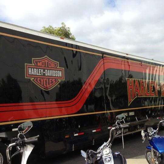 Photo taken at Orange County Harley-Davidson by Rob V. on 10/9/2012