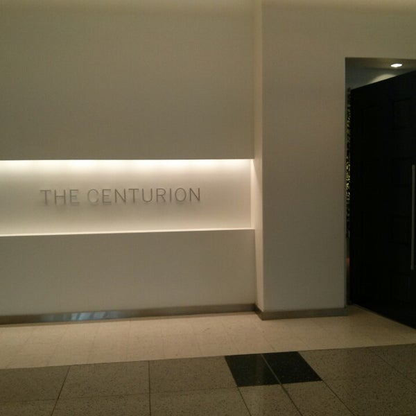 Photo taken at The Centurion Lounge Las Vegas by Noah T. on 4/5/2013