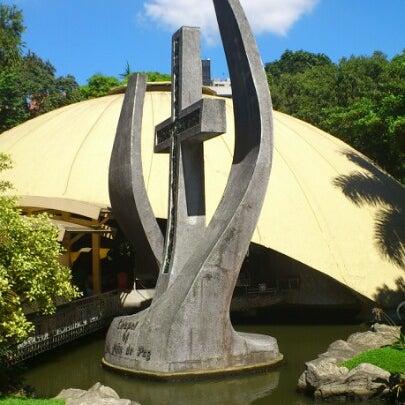Photo taken at Sto. Niño de Paz Community Chapel by Sherwin P. on 11/23/2012
