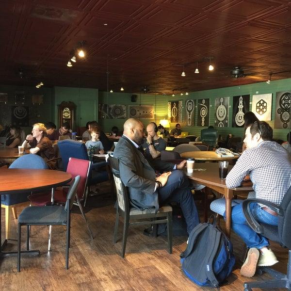 Photo taken at Bennu Coffee by Josh K. on 3/10/2017