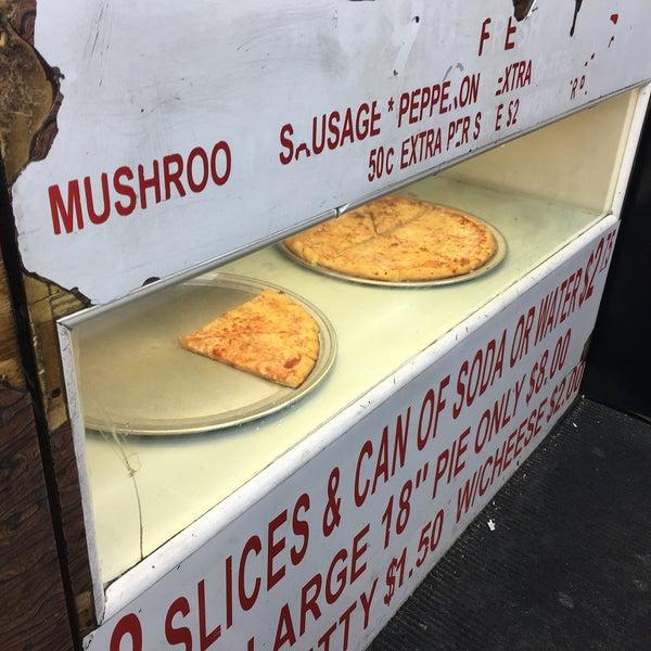 Photo taken at 99¢ Fresh Pizza by Jehiah C. on 10/29/2017