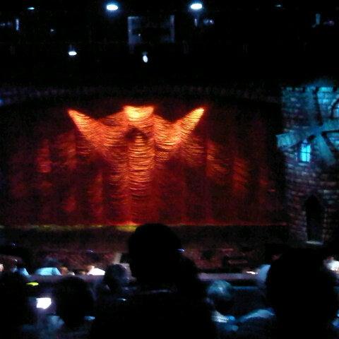 Foto tirada no(a) Teatro Aldama por alba p. em 11/18/2012