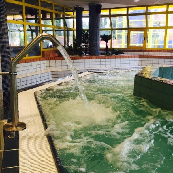 Piscinas p m jose caballero piscina en alcobendas - Spa en alcobendas ...