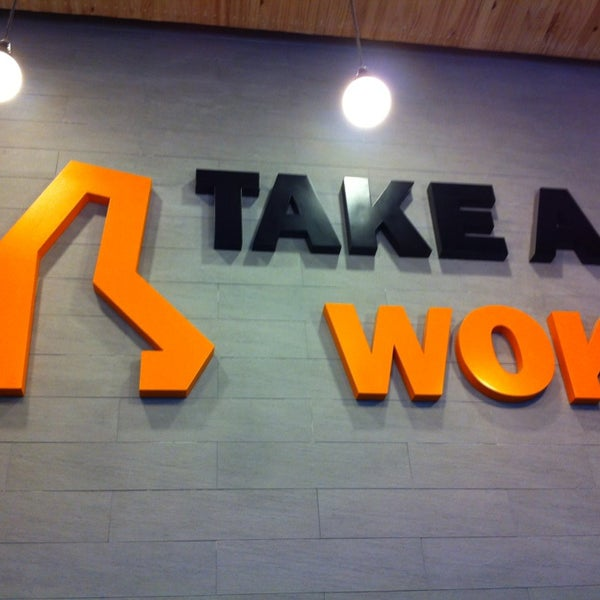 Foto tomada en Take a Wok por Mariel A. el 1/22/2013