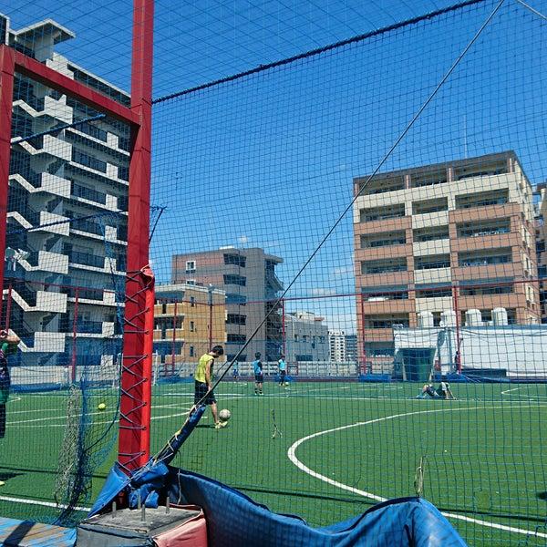 フットサル ポイント SALU川口 - 川口市のサッカー場