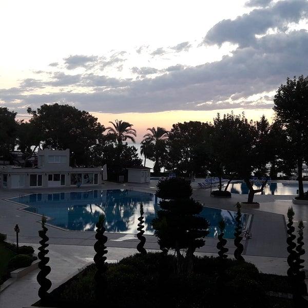 10/31/2017 tarihinde Mustafa T.ziyaretçi tarafından Mirada Del Mar Resort'de çekilen fotoğraf