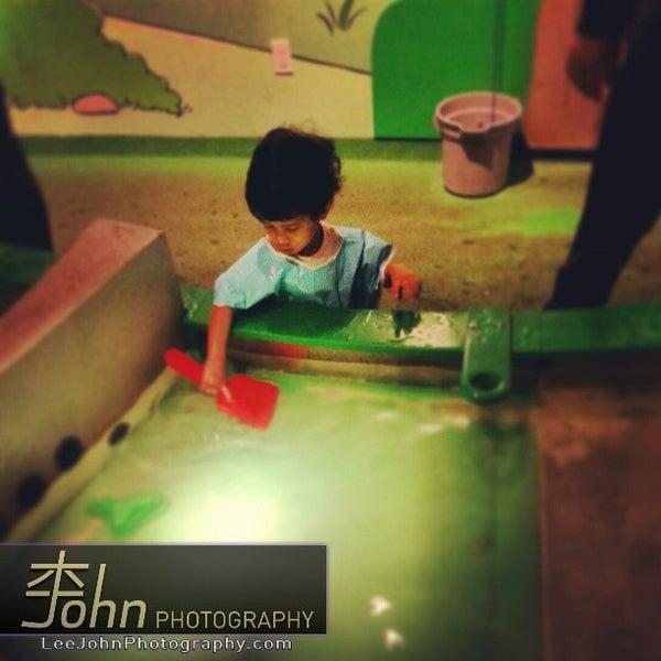 Photo taken at Boston Children's Museum by John L. on 3/10/2013