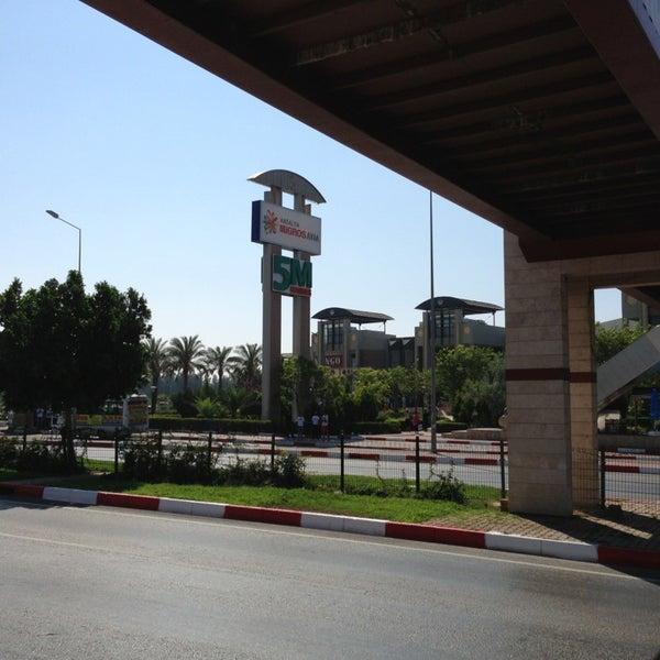 7/7/2013 tarihinde Kaan G.ziyaretçi tarafından Antalya Migros AVM'de çekilen fotoğraf