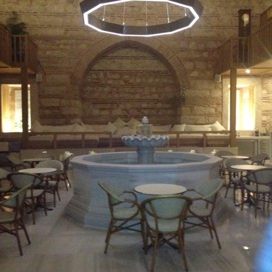 11/17/2012 tarihinde Enes T.ziyaretçi tarafından Kılıç Ali Paşa Hamamı'de çekilen fotoğraf
