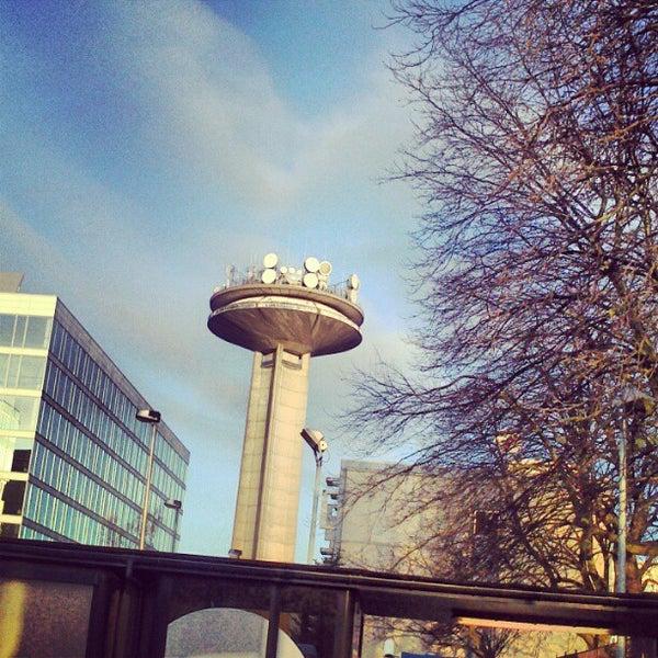 Photo prise au RTBF par Florence R. le12/11/2012