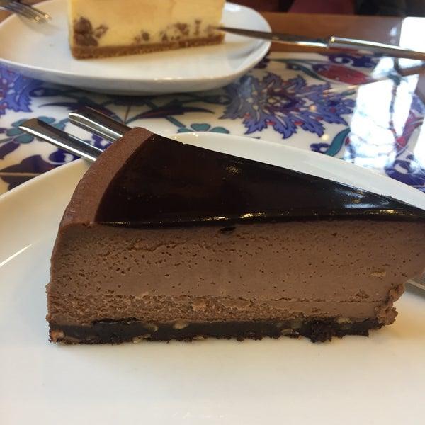 Kahveli hoşumuza gitmesi çok ama  frambuaz, çikolata ve kestaneli hepsi süperdi 👌 bi dahakine Oreo lu olanı ve elmalı olanı da denemek istiyoruz😋