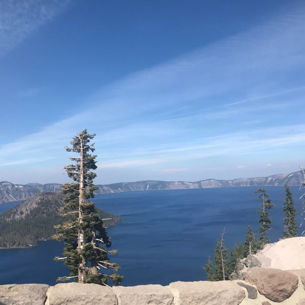 Photo taken at Crater Lake National Park by Samin D. on 8/13/2017