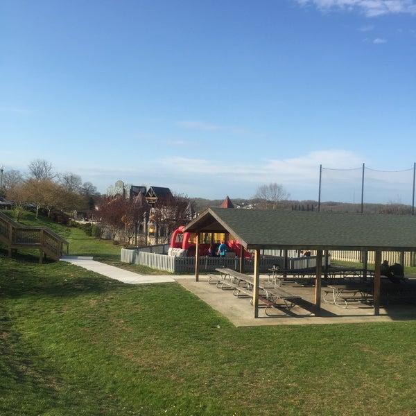 Photo taken at Annie's Playground by Liz K. on 4/11/2016
