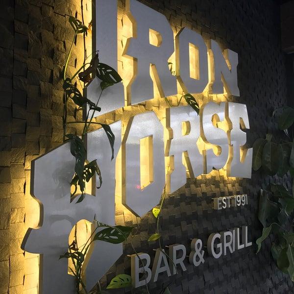 Photo taken at Iron Horse Brew Pub by Glenn K. on 3/3/2017
