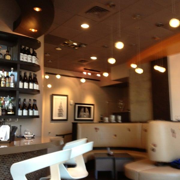Photo taken at Crave Dessert Bar & Lounge by David C. on 1/5/2013