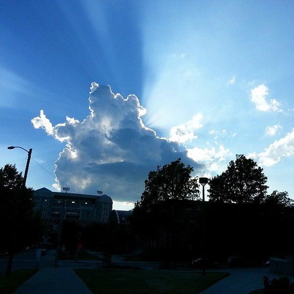 Photo taken at Henzlik Hall by Jonathan R. on 7/18/2013