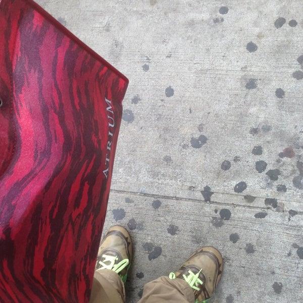Photo taken at Atrium NYC by __TR3V on 5/17/2013