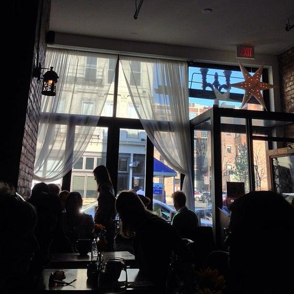 Photo taken at 1215 Wine Bar & Coffee Lab by 5chw4r7z on 4/13/2013