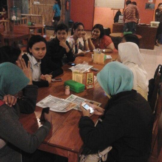 Photo taken at Lombok Galak by wijanarko f. on 9/14/2012